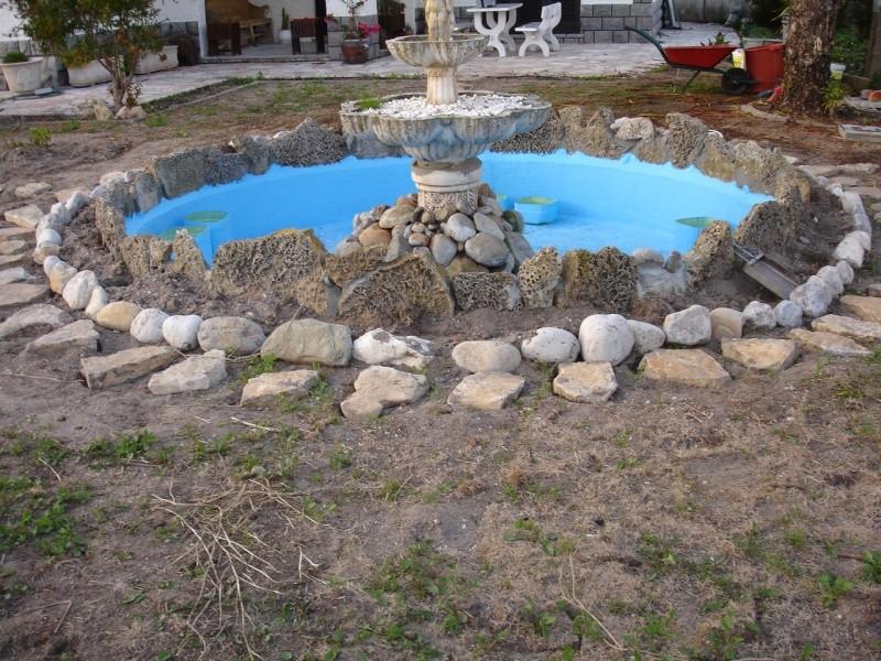 Finalmente o meu lago, vejam as fotos! Dsc01416