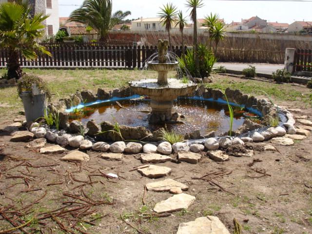 Finalmente o meu lago, vejam as fotos! Dsc01618