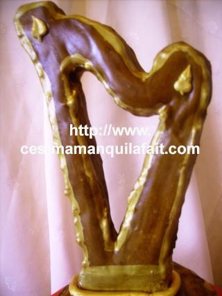 Harpe 2610