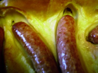 SOUS MARIN (saucisse cuite dans une vaute) salée rigolo ! Pict9918