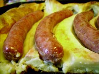 SOUS MARIN (saucisse cuite dans une vaute) salée rigolo ! Pict9919