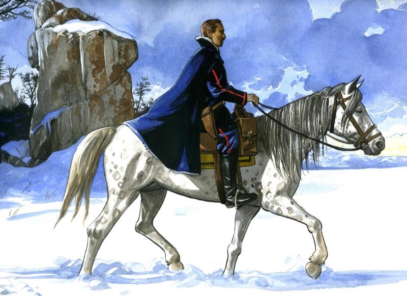 sept cavaliers  la bande dessinée - Page 2 Silve310
