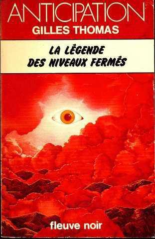 [Thomas, Gilles] La légende des niveaux fermés Couver10