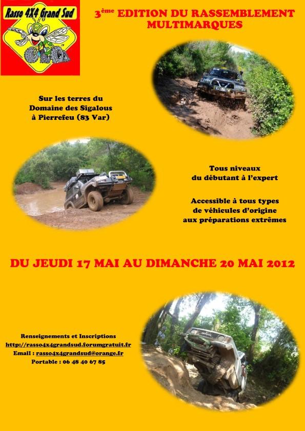 3ème Edition 2012 Affich16
