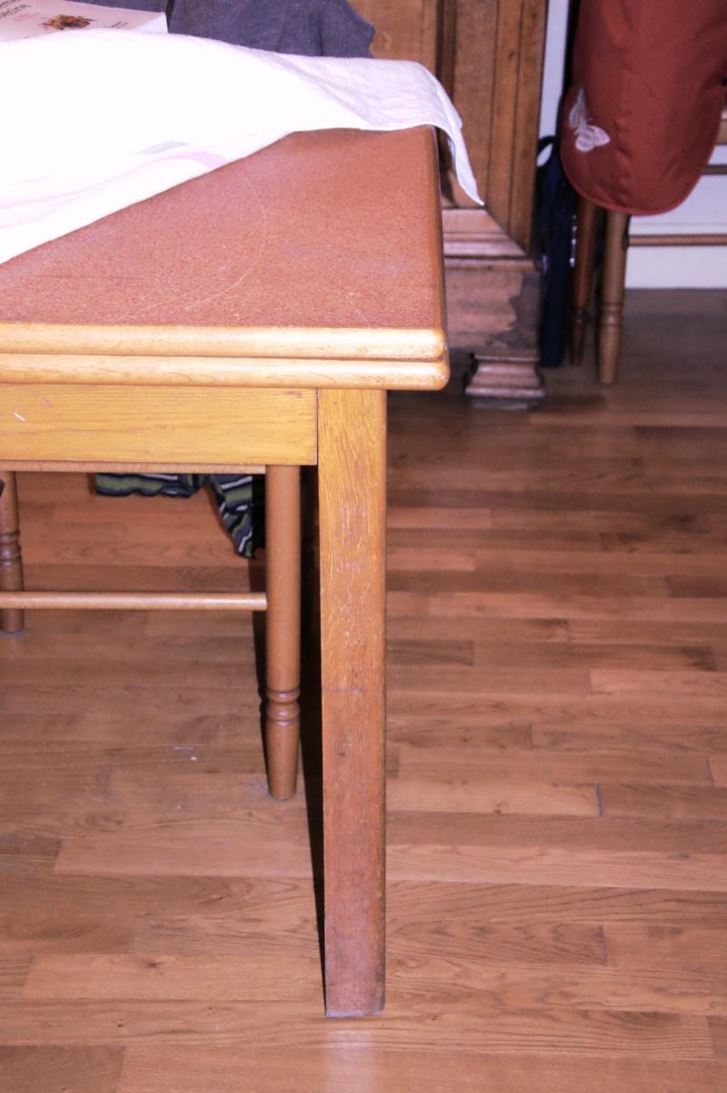 comment vieillissent les meubles relookés ? Table210