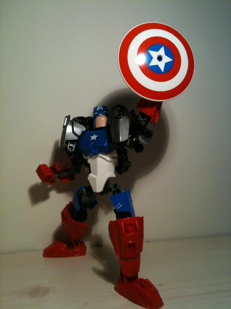 [Revue] Super heroes 4597 Captain America Img_0610
