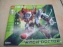 [Revue] Hero Factory 2283 : Witch Doctor 100_3022