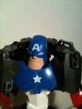 [Revue] Super heroes 4597 Captain America Img_0623