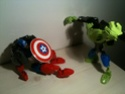 [Revue] Super heroes 4597 Captain America Img_0627