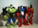 [Revue] Super heroes 4597 Captain America Img_0628
