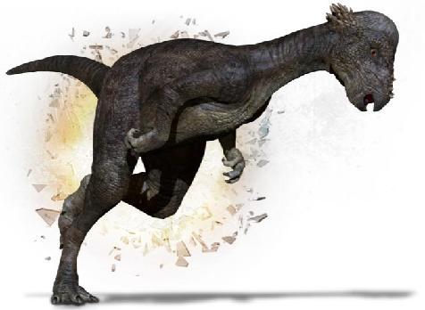 Pachycephalosaurus Pachy10