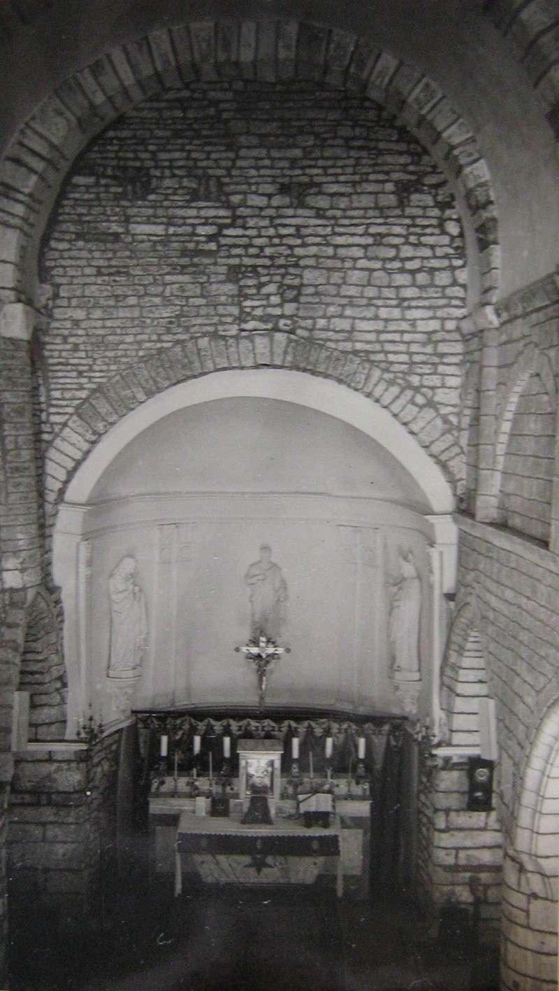 L'église du village au XXe siècle Eglise12