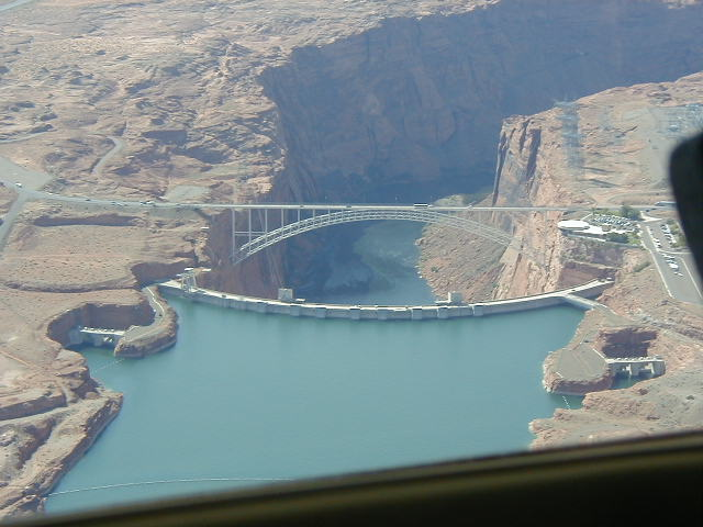 Glen Canyon Bridge, Arizona, USA 21220-10