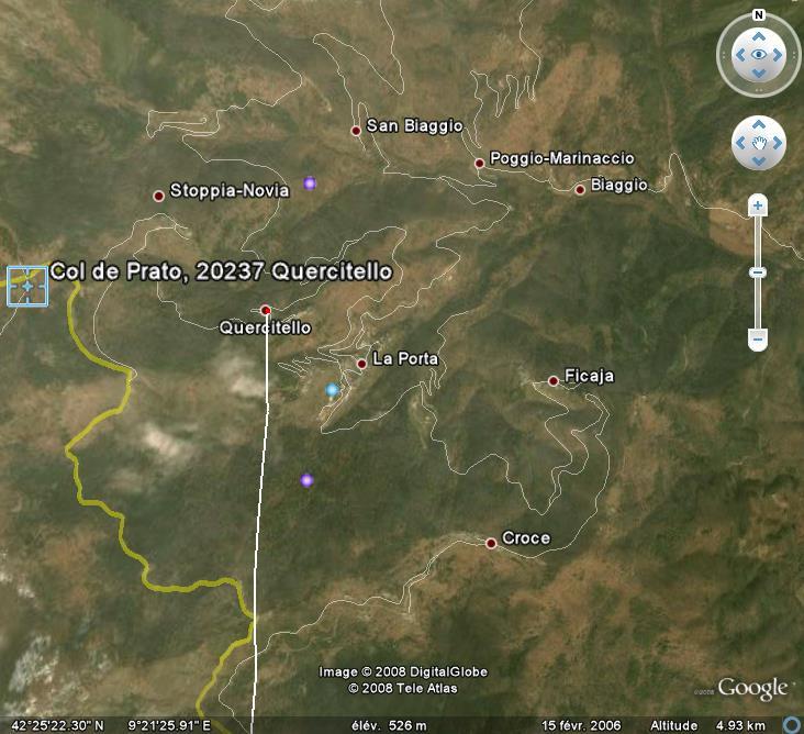 Mine de Canari - Haute Corse - FRANCE Bocca11