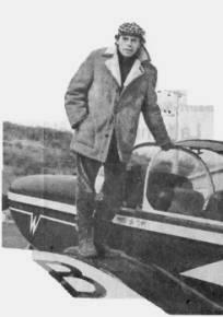 Jojo, le Beechcraft Twin-Bonanza modèle D50 de Jacques Brel Brel_a10