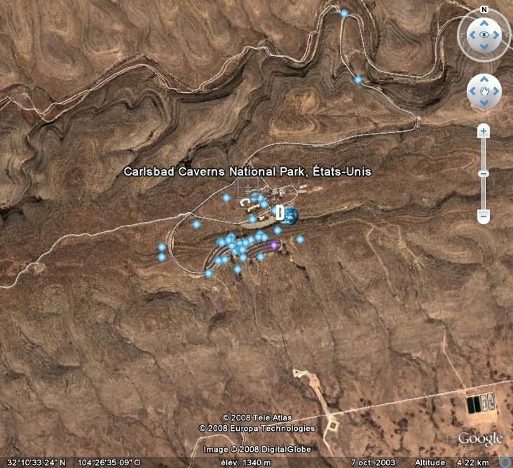 Les grottes du Monde illustrées avec Google Earth - Page 2 Cav10
