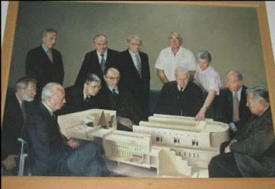 [Israël] - Chef d'oeuvre d'architecture contemporaine à Jérusalem  Csi-pe10