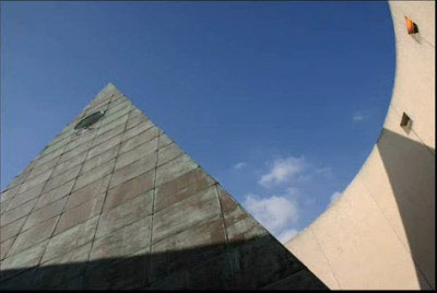 [Israël] - Chef d'oeuvre d'architecture contemporaine à Jérusalem  Csi-py10