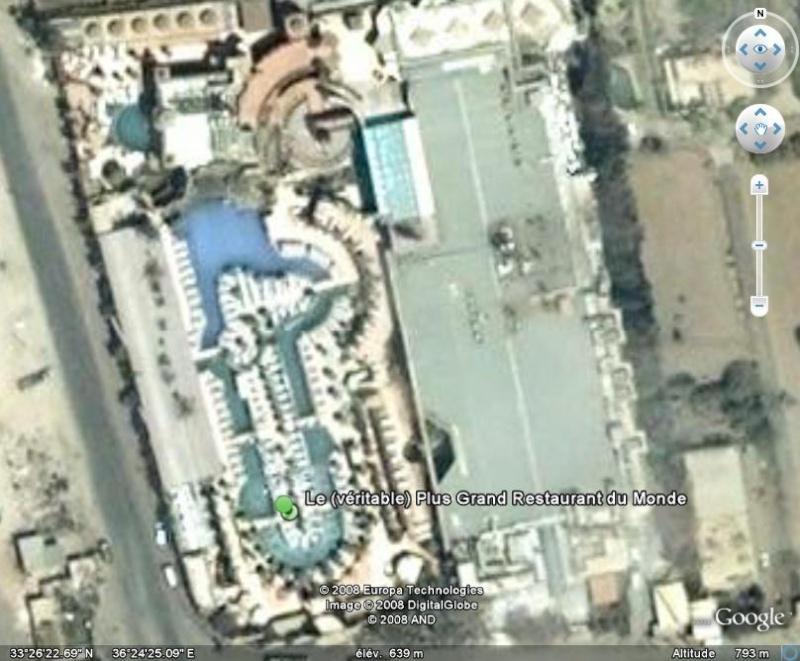 Le plus grand restaurant au monde - Bawabet Dimashq - Page 4 D11