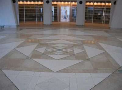 [Israël] - Chef d'oeuvre d'architecture contemporaine à Jérusalem  Geomet10