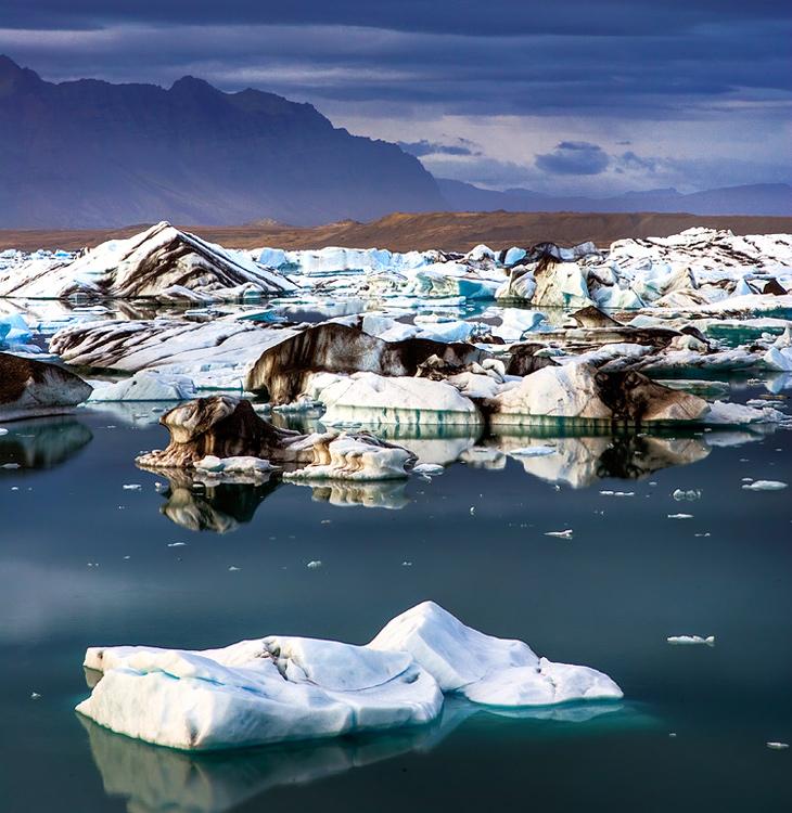 Jökullsalon - Islande Island11