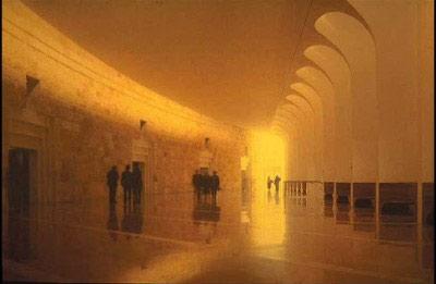 [Israël] - Chef d'oeuvre d'architecture contemporaine à Jérusalem  Juges-10