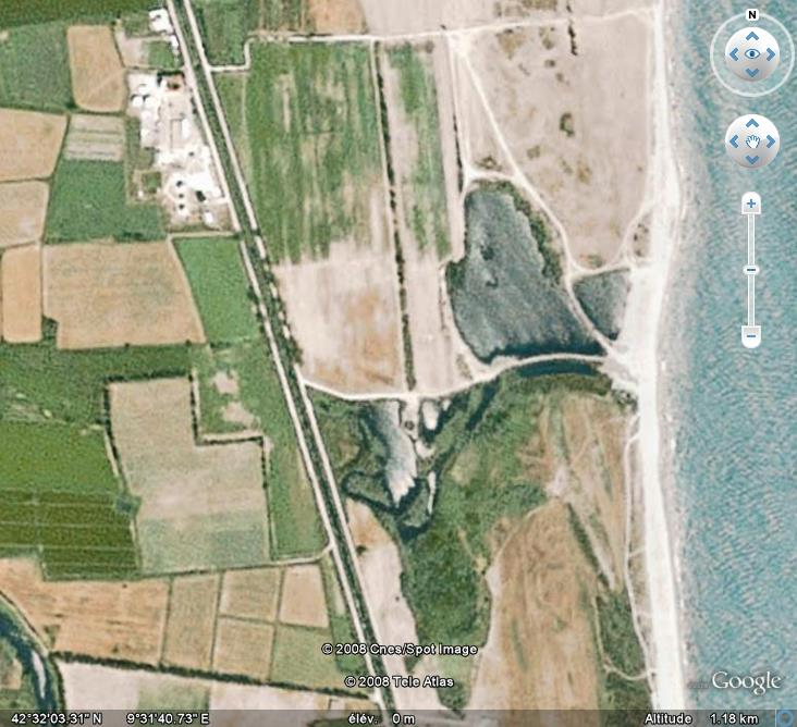 Mine de Canari - Haute Corse - FRANCE Marana10