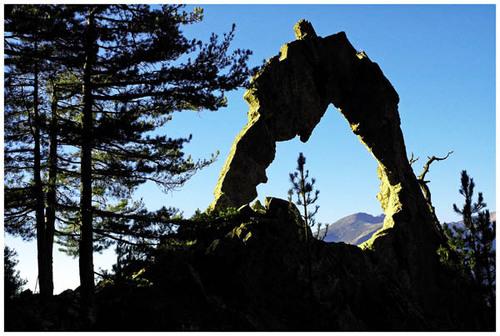 Les roches percées Padule10