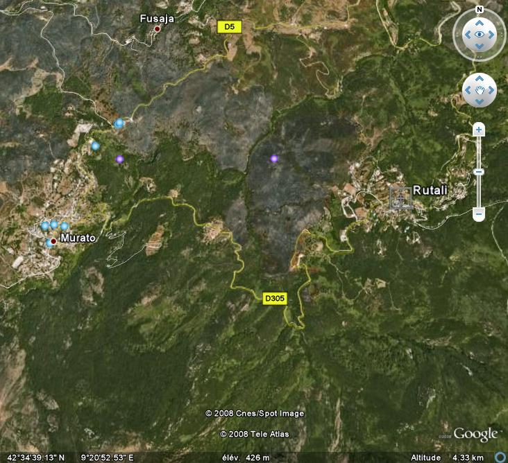 Mine de Canari - Haute Corse - FRANCE Rutali10