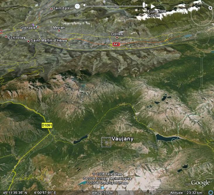 Les Alpes - Page 2 Vaujan11
