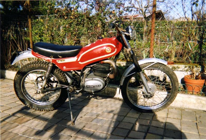 Vente Montesa Cota 123 T Img01810