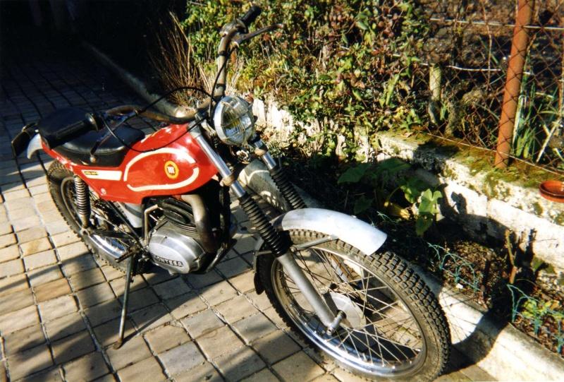 Vente Montesa Cota 123 T Img02010