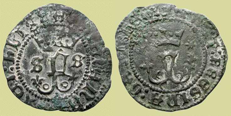 Blanca de los RRCC (Sevilla, 1474 - 1504) 1499-b11