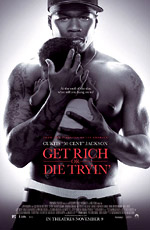 """""""Разбогатей или сдохни"""" (2005)  'Get Rich or Die Tryin' Poster10"""