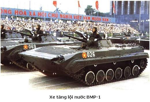 Khả năng Quân Sự Nước Nhà Bmp-110