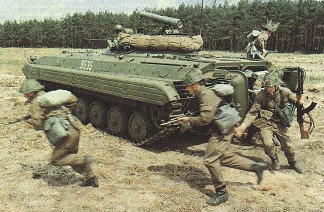 Khả năng Quân Sự Nước Nhà Bmp-210