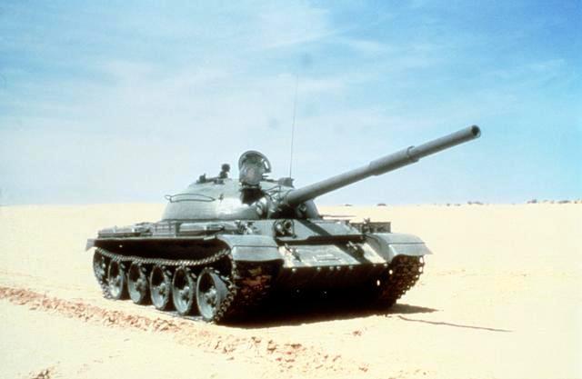 Khả năng Quân Sự Nước Nhà T-54-510