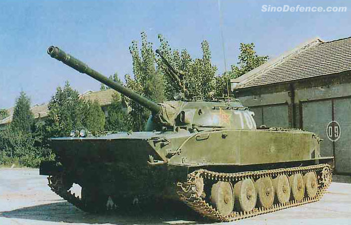 Khả năng Quân Sự Nước Nhà - Page 2 Type6310