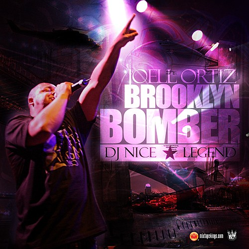 DJ NICE & LEGEND PRESENT JOELL ORTIZ - THE BROOKLYN BOMBER 00-joe10