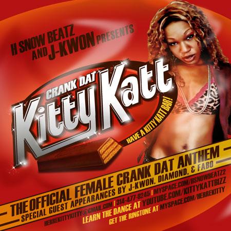 Kitty Katt - Crank Dat Kitty Katt Mixtape (Hosted By J-Kwon) 282dcl10