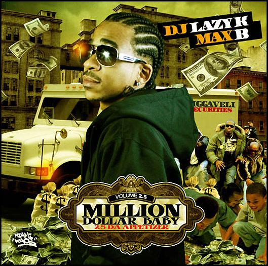 DJ Lazy K - Max B: Million Dollar Baby Vol. 2.5 (The Appetizer) 29w0t511