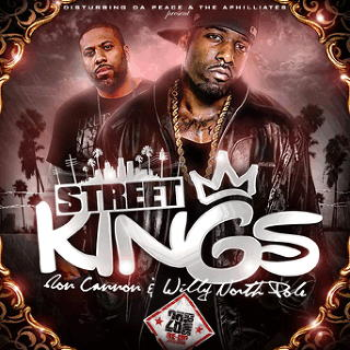 Don Cannon & Willy Northpole - Street Kings (28 Grams) 2z56m510
