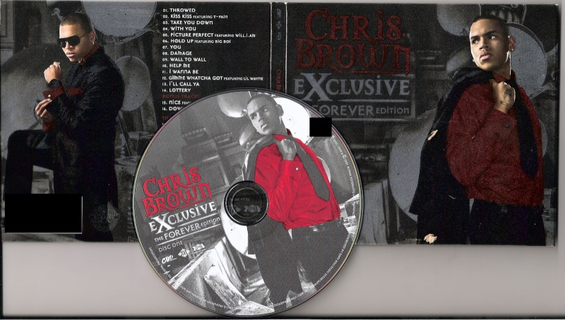 Chris Brown - Exclusive: The Forever Edition 2008 [Retail/Explicit/Grouprip] 33kzyh10
