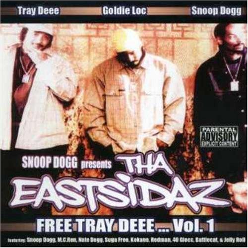 Tha Eastsidaz - Free Tray Deee.. Vol.1 419c5110