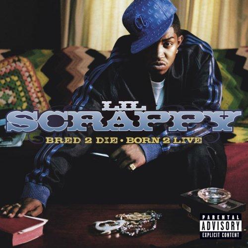 Lil' Scrappy - Bred 2 Die Born 2 Live [2006] 51fcwn10