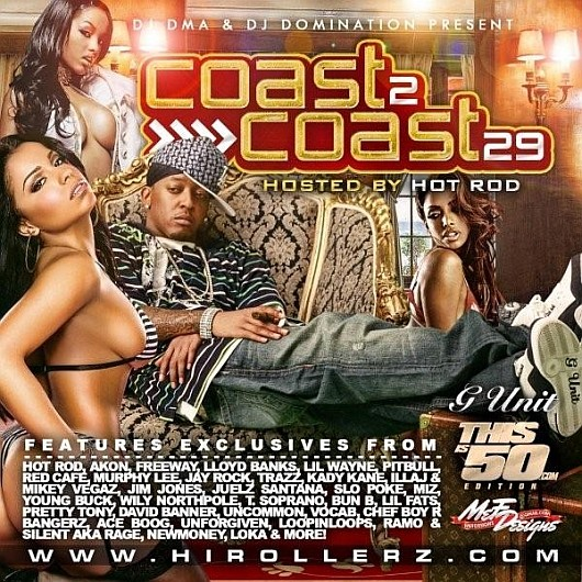 VA-DJ DMA - Coast 2 Coast Mixtape Vol.29 (Hosted By Hot Rod) Coast210