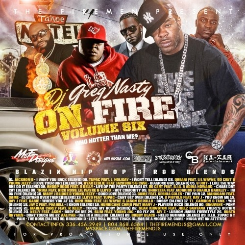 DJ GREG NASTY - ON FIRE VOL.6(WHO HOTTER THAN ME?) Dj_gre10