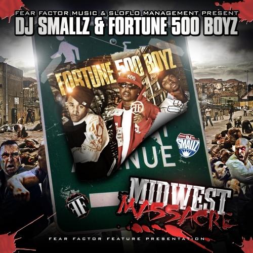 DJ SMALLZ & FORTUNE 500 BOYZ - MIDWEST MASSACRE Dj_sma10
