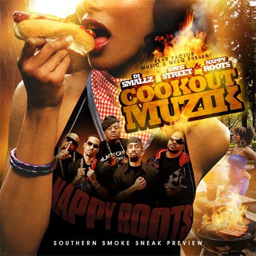 DJ SMALLZ, GREG STREET & NAPPY ROOTS - COOKOUT MUSIC Dj_sma11