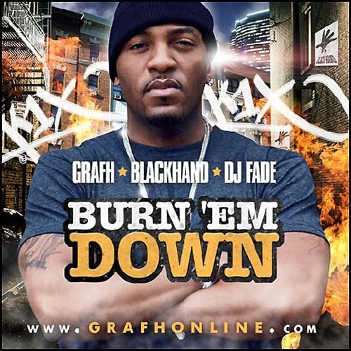 Grafh - Burn Em Down (Bootleg) [2008] Grafh211